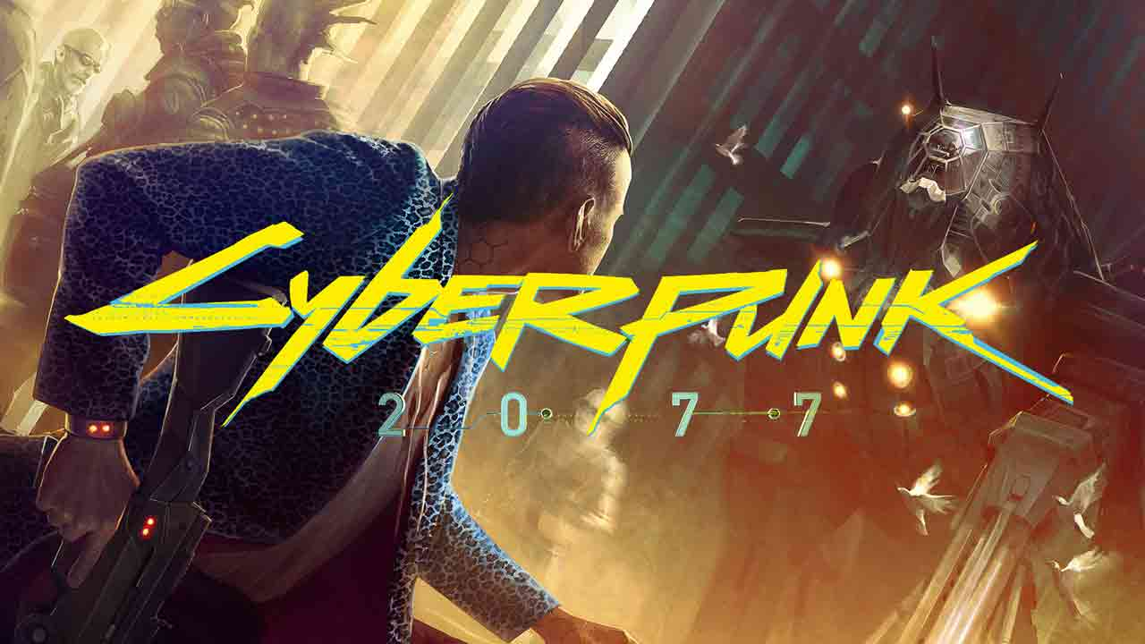 Cyberpunk 2077 reporté